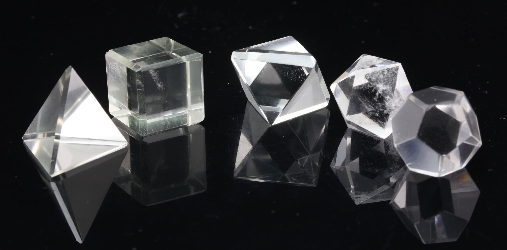 Platonic Solids Images Of Solids